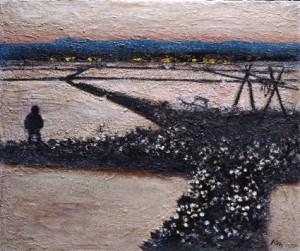 047六月の夕(1970年代)606×727